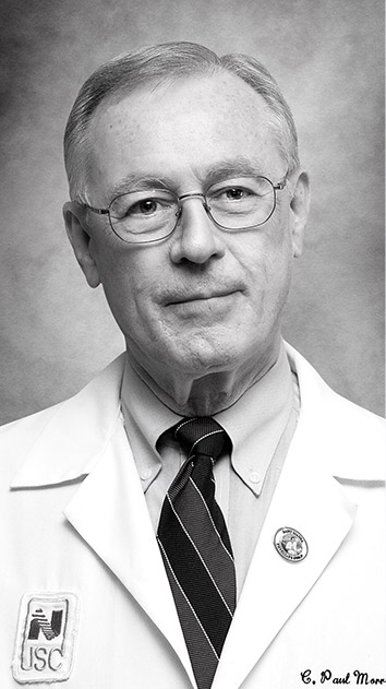 C. Paul Morrow, MD
